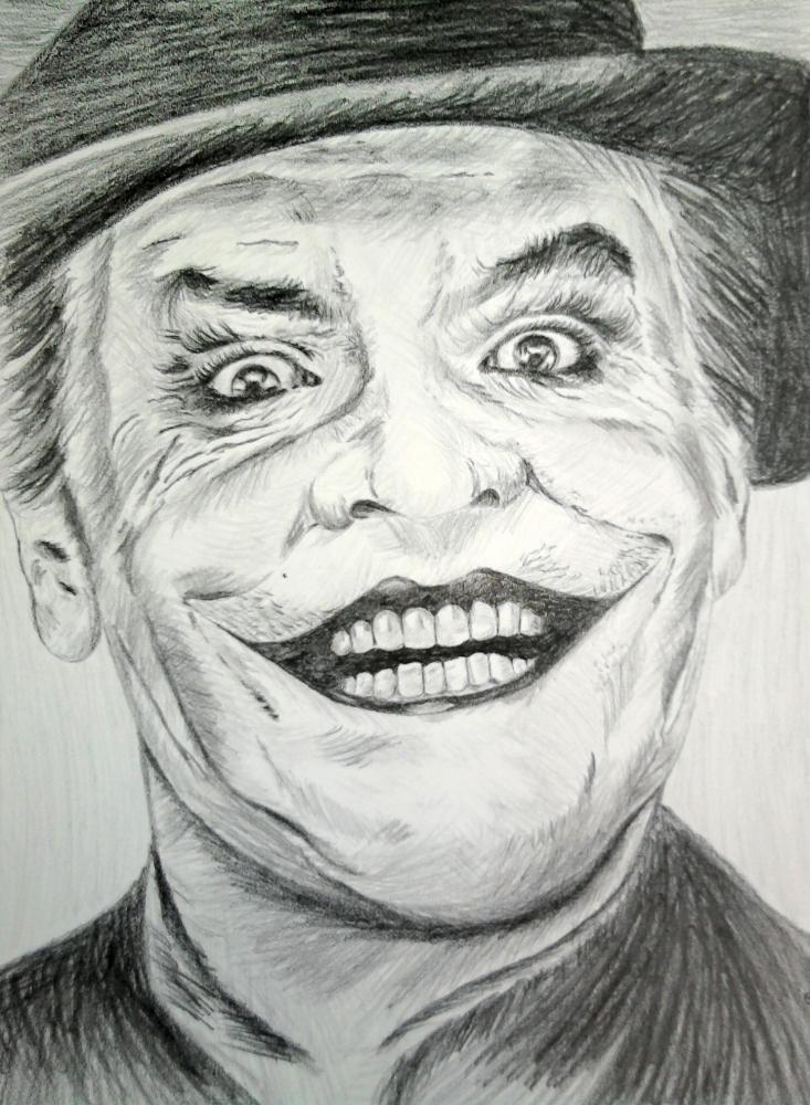 Joker by KatarinaIris